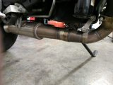 Buell RT-XB-1, exhaust only