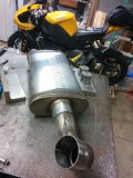 Buell RT-XB-2, exhaust only