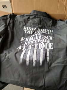 Disturbing Work Shirts